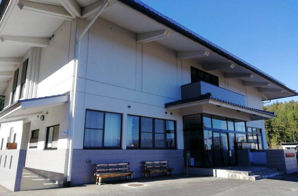 赤保木町の「風土記の丘 学習センター」 ー 糸田恵子さん提供