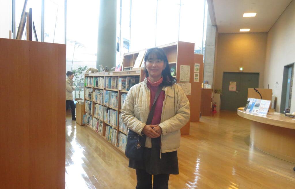 滋賀県立琵琶湖博物館 ー 糸田恵子さん提供